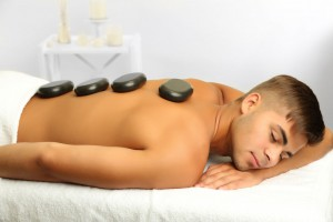 Men's Stome Massage